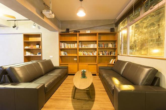 香港卓轩旅舍 - 香港 - 客厅