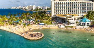 加勒比希尔顿酒店 - 圣胡安 - 户外景观