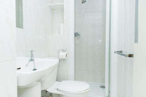 伦敦牛津酒店 - 伦敦 - 浴室
