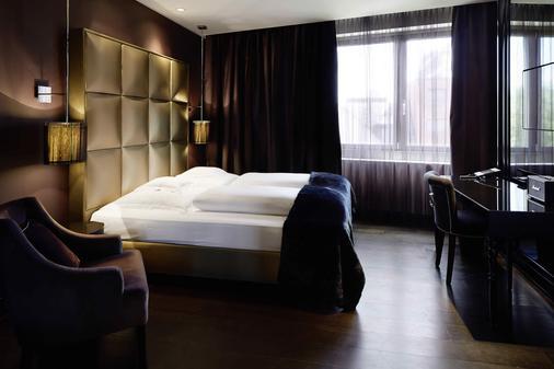 鲁蒙斯酒店 - 法兰克福 - 睡房