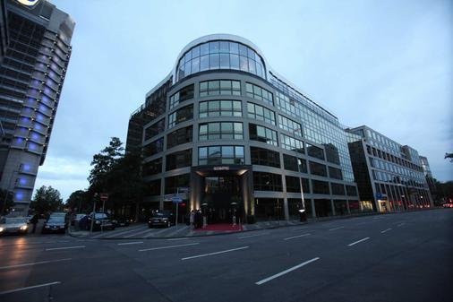 鲁蒙斯酒店 - 法兰克福 - 建筑