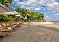 巴厘岛花园海滩假日酒店 - 库塔 - 海滩