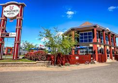 波拿巴汽车旅馆酒店 - 魁北克市 - 户外景观