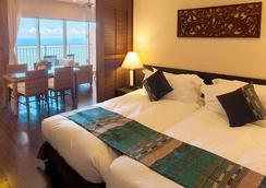 富着卡福度假酒店公寓 - 恩纳 - 睡房