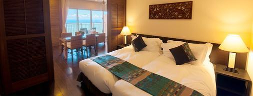 卡夫度假富着公寓酒店 - 恩纳 - 睡房