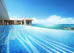 富着卡福度假酒店公寓 - 恩纳 - 游泳池