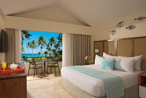 蓬塔卡纳巴瓦罗海滩阳光景致度假村 - 蓬塔卡纳 - 睡房