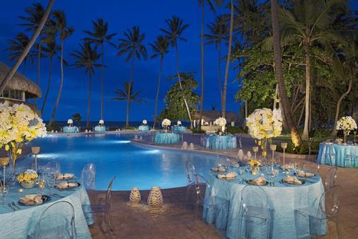 蓬塔卡纳巴瓦罗海滩阳光景致度假村 - 蓬塔卡纳 - 宴会厅