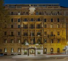 安巴夏特利宫酒店
