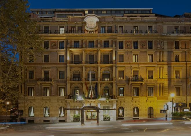 国宾皇宫酒店 - 罗马 - 建筑