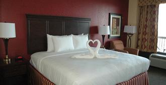 克利尔沃特海滩60号码头酒店 - 克利尔沃特 - 睡房
