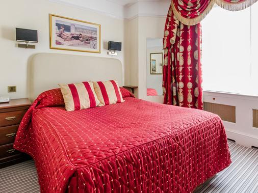伦敦广场酒店 - 伦敦 - 睡房