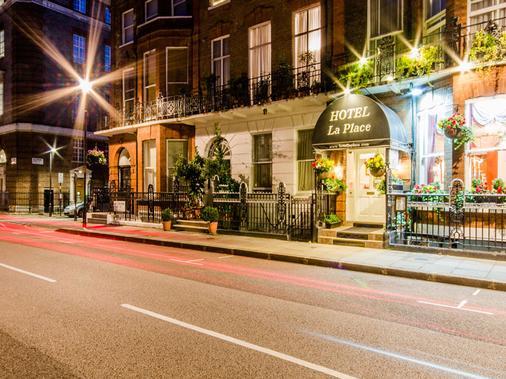 伦敦广场酒店 - 伦敦 - 建筑