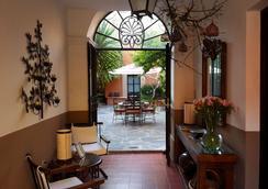 科里奥民宿酒店 - 圣米格尔-德阿连德 - 大厅
