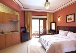 莫加多尔门扎公寓酒店 - 马拉喀什 - 睡房