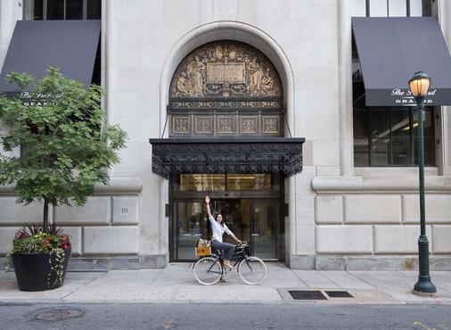 罗斯特公寓式酒店 - 费城 - 建筑