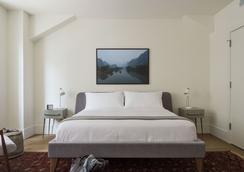 罗斯特公寓式酒店 - 费城 - 睡房