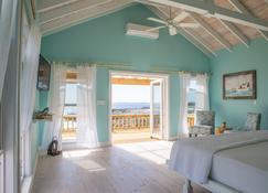 塔利海洋住宿加早餐旅馆 - Upper Bogue - 睡房