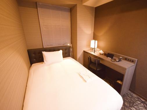 里利普高级商务酒店-羽田空港 - 东京 - 睡房