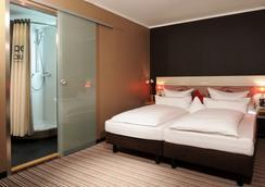 慕尼黑莱昂纳多精品酒店 - 慕尼黑 - 睡房