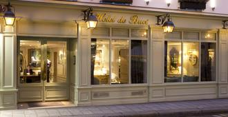 德布驰酒店 - 巴黎 - 建筑