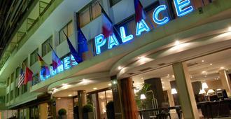 加纳布拉斯酒店 - 戛纳 - 建筑
