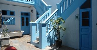 阿尔伯格西班牙背包客旅馆 - 阿雷基帕 - 露台