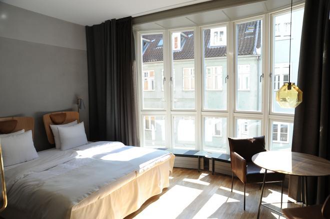 哥本哈根SP34酒店 - 哥本哈根 - 睡房