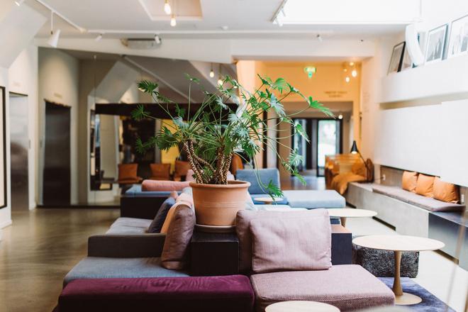 哥本哈根SP34酒店 - 哥本哈根 - 休息厅