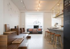 哥本哈根SP34酒店 - 哥本哈根 - 酒吧