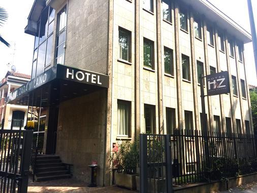 扎拉米兰酒店 - 米兰 - 大厅
