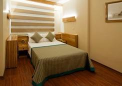 Hotel Buyuk Keban - 伊斯坦布尔 - 睡房