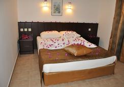 克列奥帕特拉赛琳酒店 - 阿拉尼亚 - 睡房
