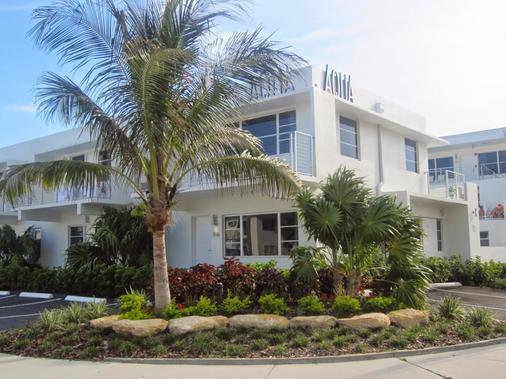 阿瓜阿北海滩村度假酒店 - 劳德代尔堡 - 建筑