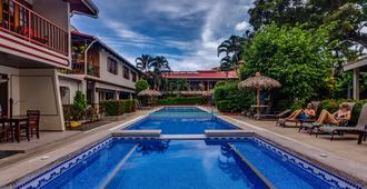 马尔代卢斯酒店 - 哈科 - 游泳池