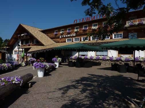 Hotel Relais Grünwald - 卡瓦莱塞 - 建筑