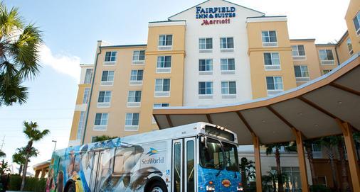 奥兰多海洋世界万豪费尔菲尔德套房酒店 - 奥兰多 - 建筑