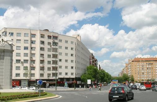 塞卢兹玛北佛罗里达酒店 - 马德里 - 建筑