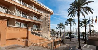 Thb米拉多尔酒店 - 马略卡岛帕尔马 - 建筑