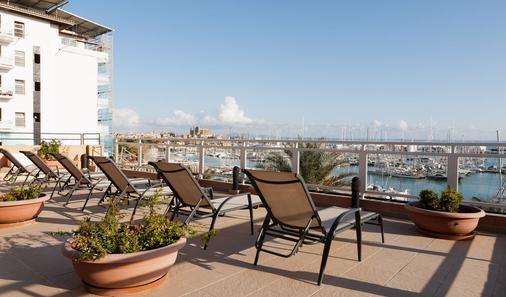 Thb米拉多尔酒店 - 马略卡岛帕尔马 - 阳台