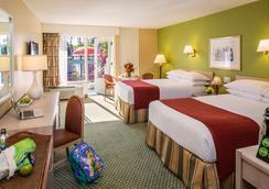 阿纳海姆豪生国际酒店和水上乐园 - 安纳海姆 - 睡房