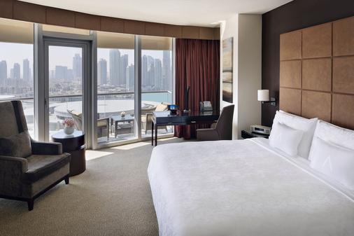 迪拜购物中心酒店 - 迪拜 - 睡房