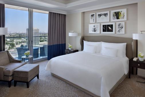 演说大道酒店 - 迪拜 - 睡房
