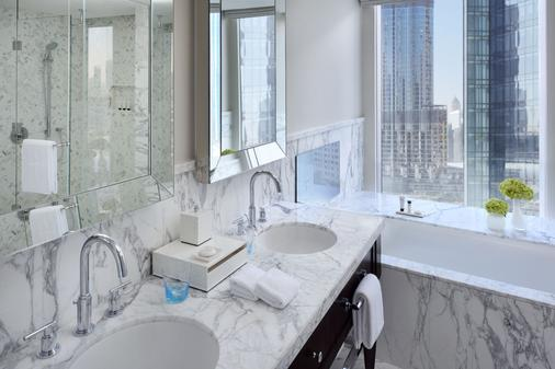 演说大道酒店 - 迪拜 - 浴室