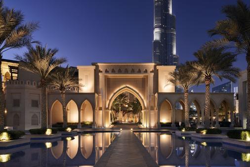 迪拜市中心宫酒店 - 迪拜 - 建筑