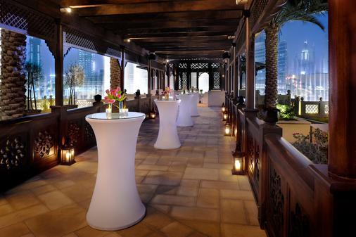 迪拜市中心宫酒店 - 迪拜 - 宴会厅