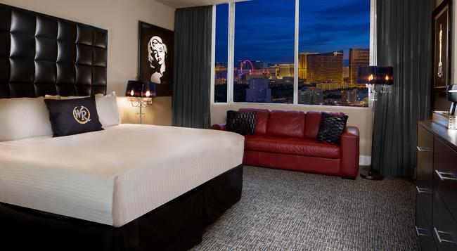 拉斯维加斯赌场酒店(原拉斯维加斯希尔顿酒店) - 拉斯维加斯 - 睡房