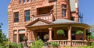 Capitol Hill Mansion Bed and Breakfast Inn - 丹佛 - 建筑