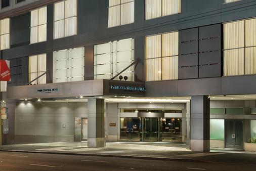 三藩市中央公園酒店 - 旧金山 - 建筑