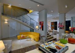 卡尔顿酒店 - 费拉拉 - 大厅
